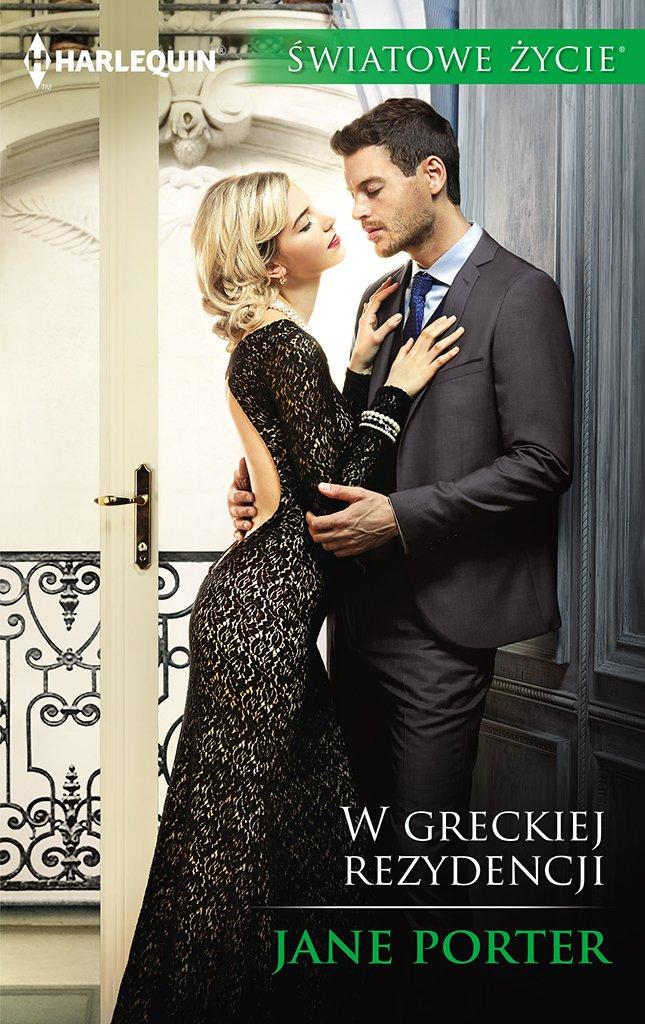 W greckiej rezydencji - Ebook (Książka EPUB) do pobrania w formacie EPUB