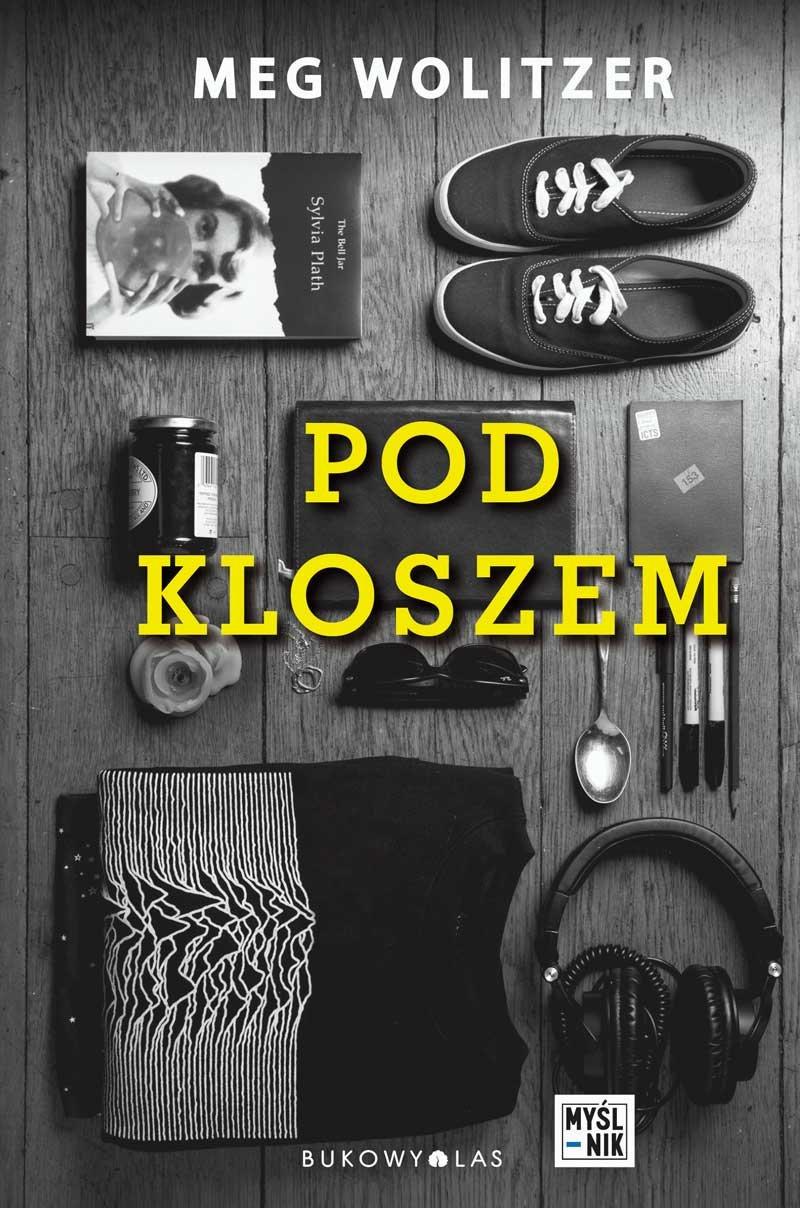 Pod kloszem - Ebook (Książka EPUB) do pobrania w formacie EPUB