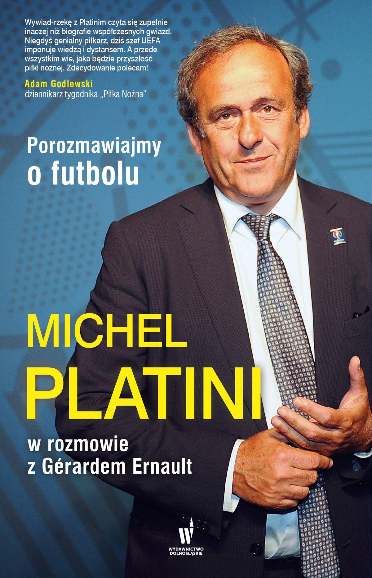Porozmawiajmy o futbolu - Ebook (Książka EPUB) do pobrania w formacie EPUB