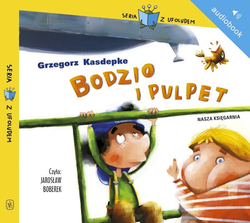 Bodzio i Pulpet - Audiobook (Książka audio MP3) do pobrania w całości w archiwum ZIP