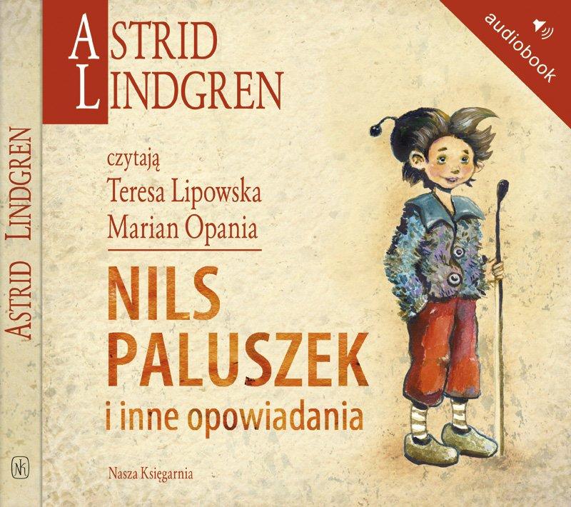 Nils Paluszek i inne opowiadania - Audiobook (Książka audio MP3) do pobrania w całości w archiwum ZIP