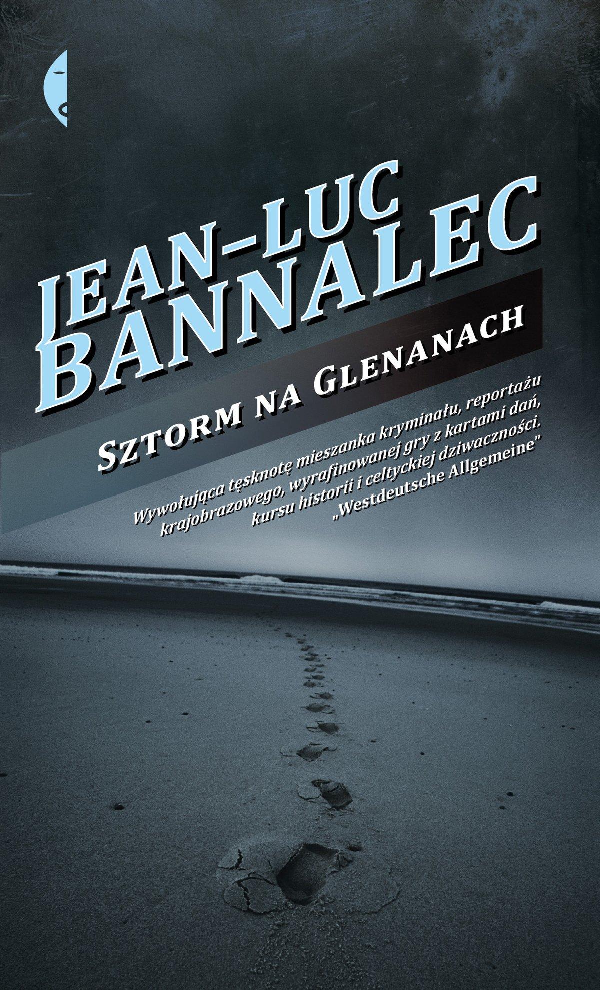 Sztorm na Glenanach - Ebook (Książka EPUB) do pobrania w formacie EPUB