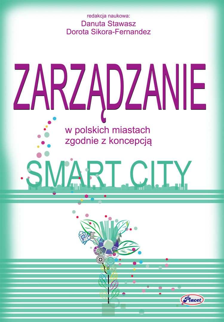 Zarządzanie w polskich miastach zgodnie z koncepcją smart city - Ebook (Książka PDF) do pobrania w formacie PDF