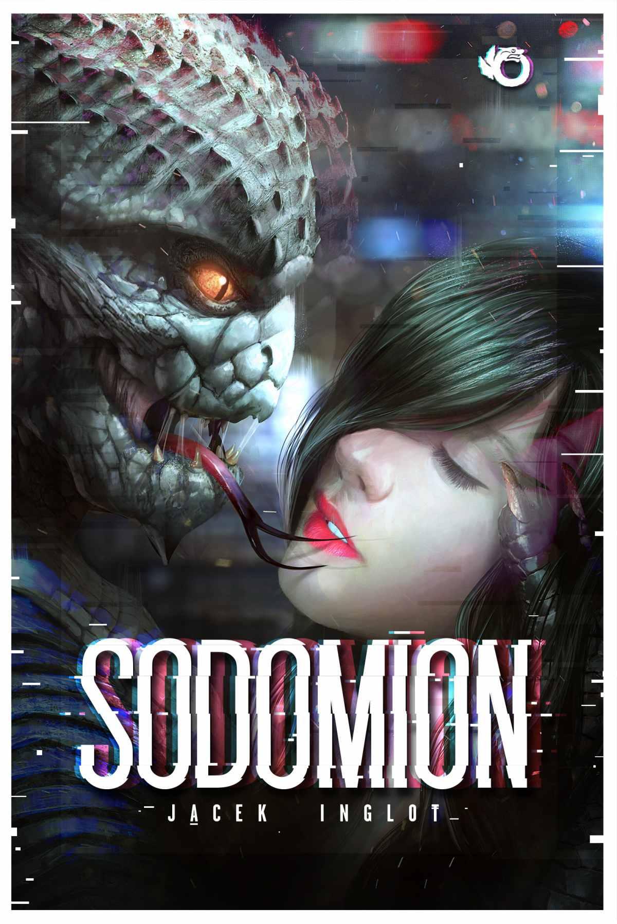 Sodomion - Ebook (Książka EPUB) do pobrania w formacie EPUB