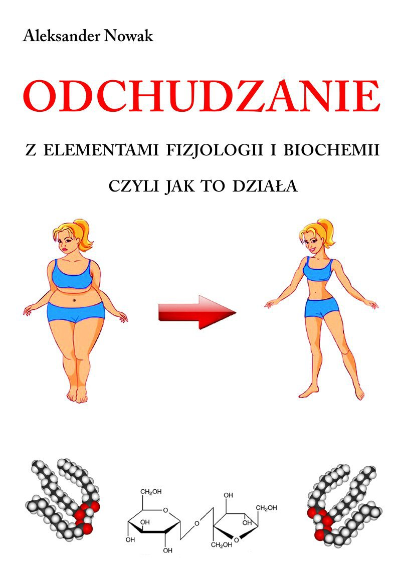 Odchudzanie z elementami fizjologii i biochemii - Ebook (Książka EPUB) do pobrania w formacie EPUB