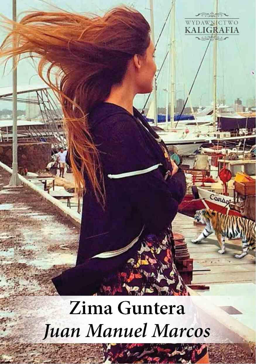 Zima Guntera - Ebook (Książka EPUB) do pobrania w formacie EPUB
