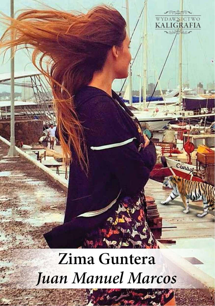 Zima Guntera - Ebook (Książka PDF) do pobrania w formacie PDF
