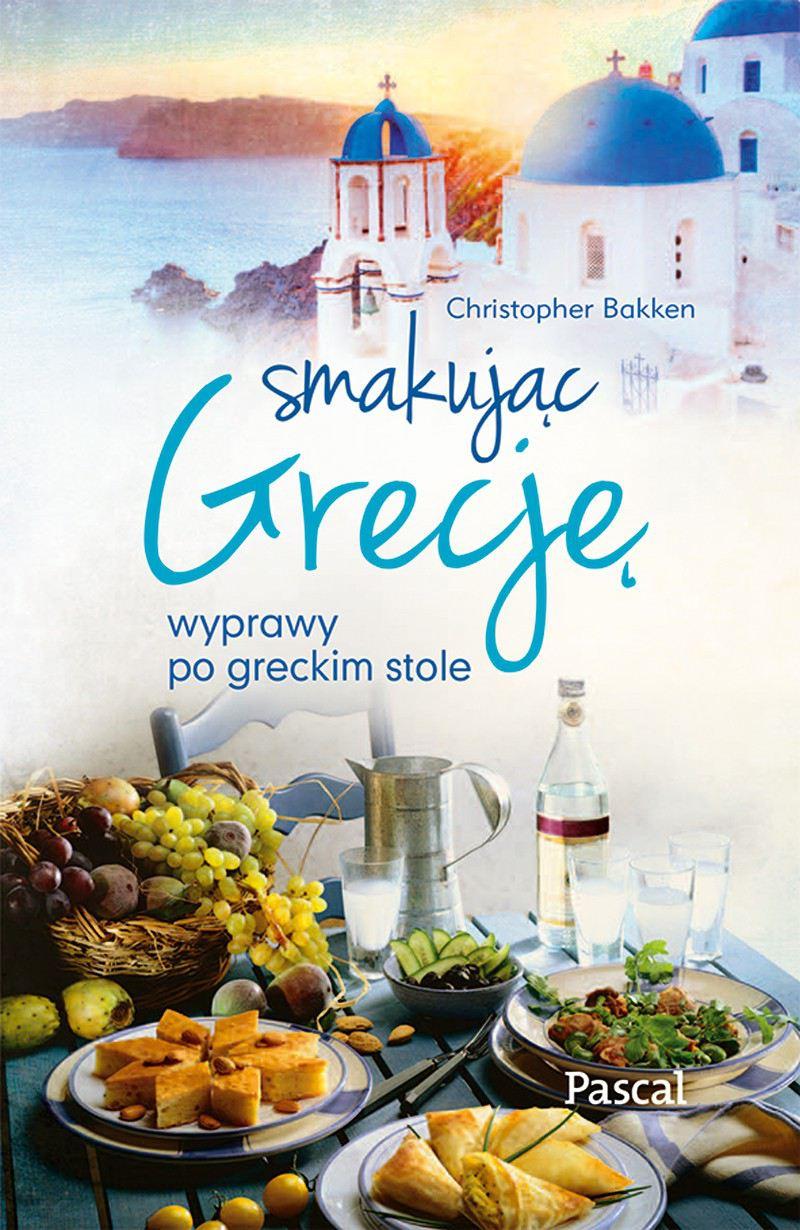 Smakując Grecję - Ebook (Książka EPUB) do pobrania w formacie EPUB