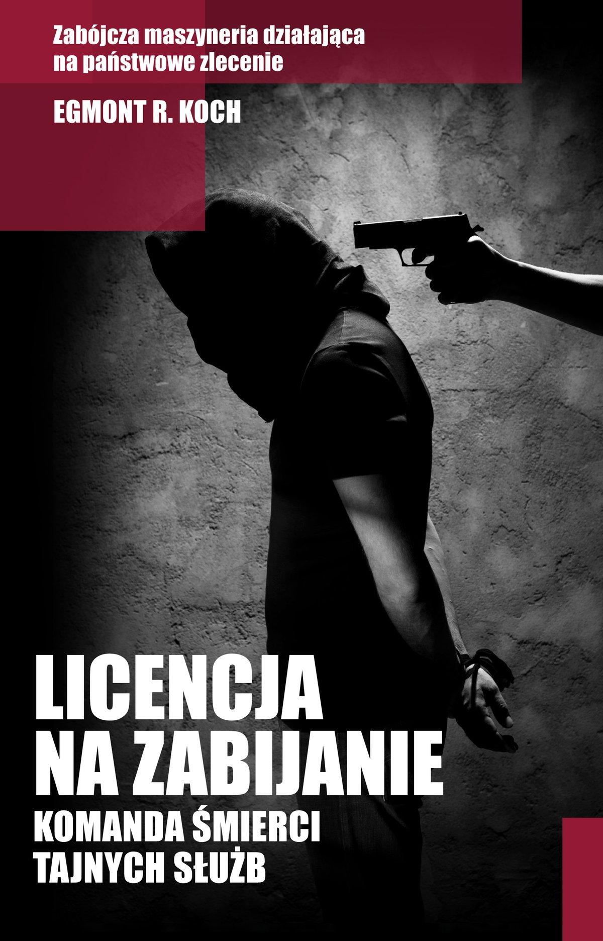 Licencja na zabijanie - Ebook (Książka EPUB) do pobrania w formacie EPUB