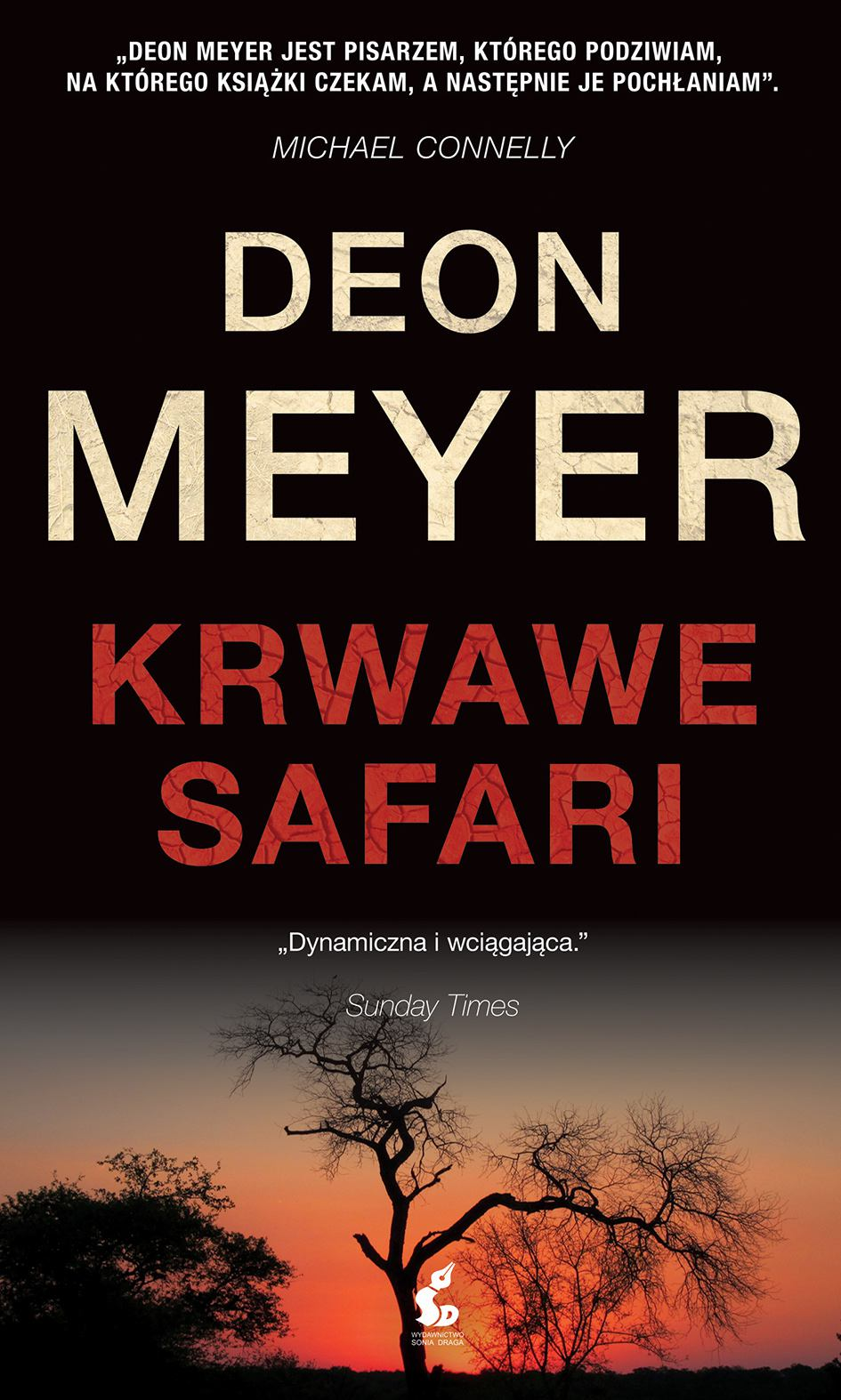 Krwawe safari - Ebook (Książka na Kindle) do pobrania w formacie MOBI