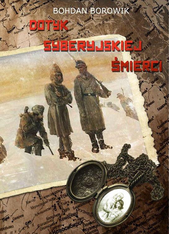 Dotyk Syberyjskiej Śmierci - Ebook (Książka EPUB) do pobrania w formacie EPUB