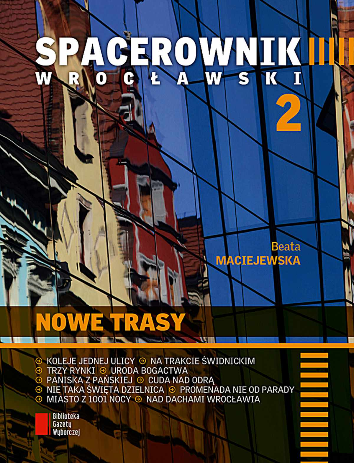 Spacerownik wrocławski. Nowe trasy - Ebook (Książka PDF) do pobrania w formacie PDF