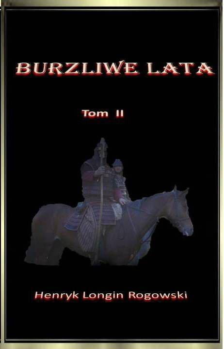 Burzliwe lata. Tom II - Ebook (Książka EPUB) do pobrania w formacie EPUB
