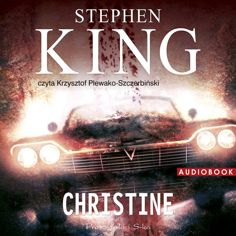 Christine - Audiobook (Książka audio MP3) do pobrania w całości w archiwum ZIP