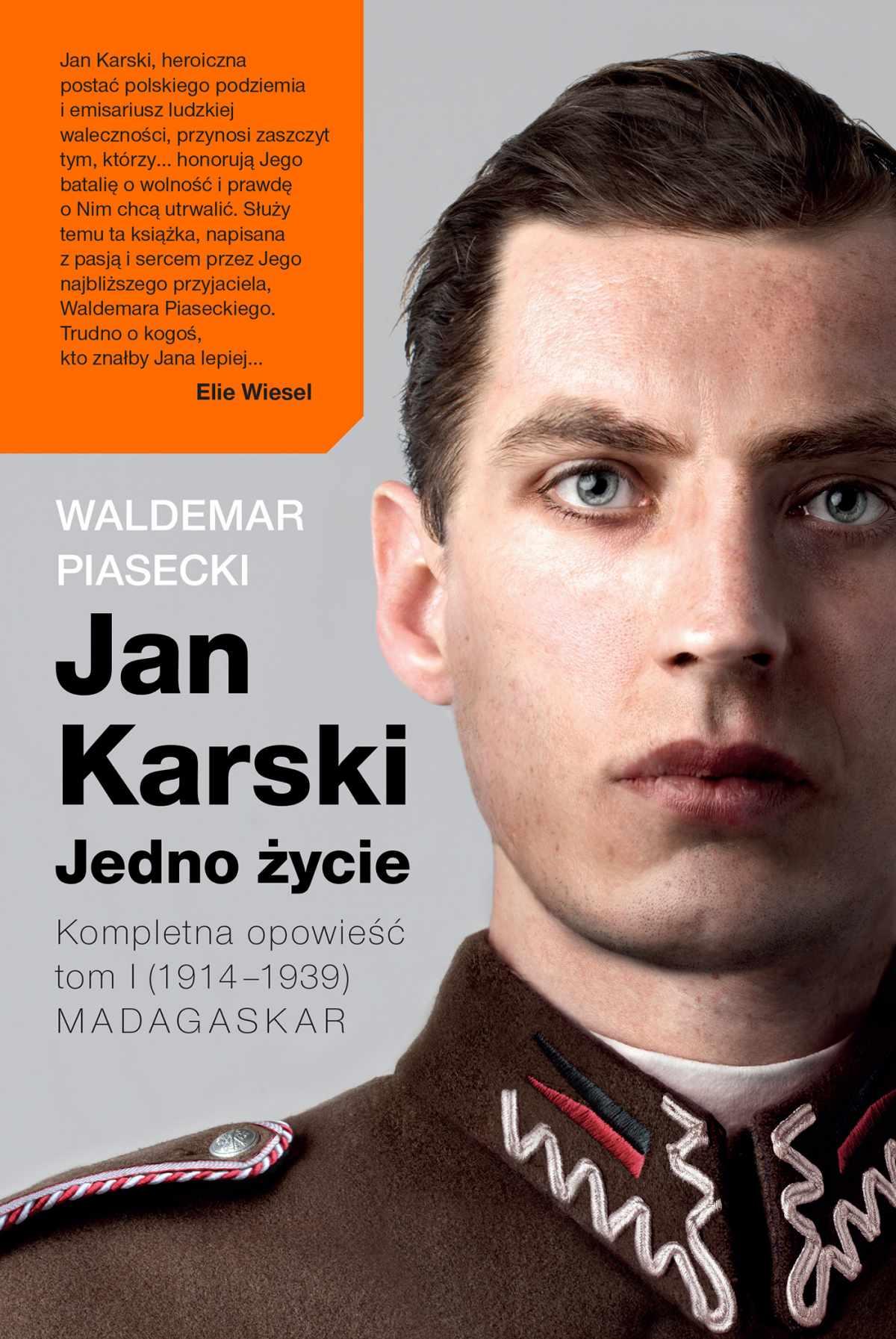 Jan Karski. Jedno życie. Tom 1. Madagaskar - Ebook (Książka na Kindle) do pobrania w formacie MOBI