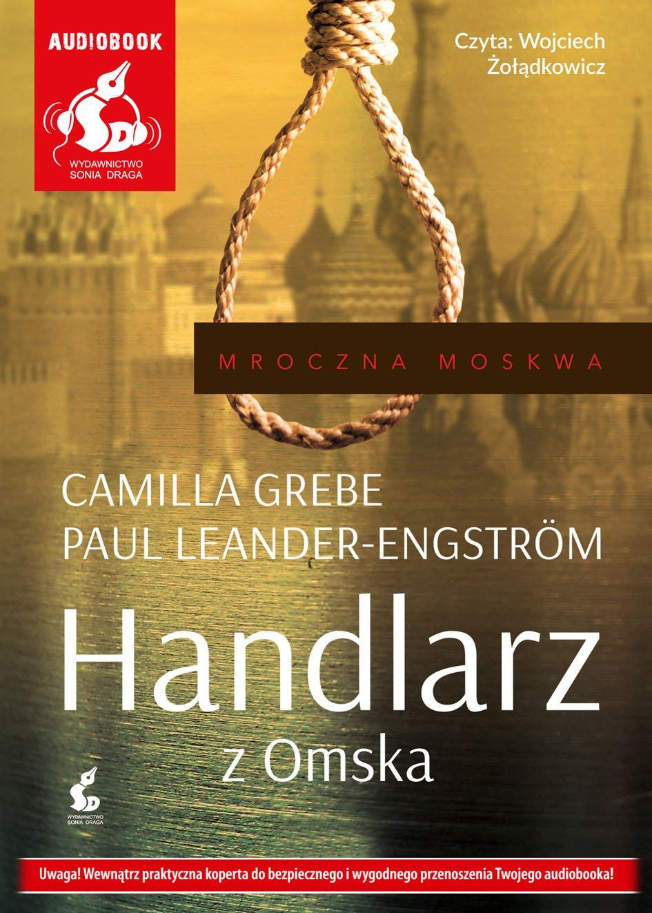 Handlarz z Omska - Audiobook (Książka audio MP3) do pobrania w całości w archiwum ZIP