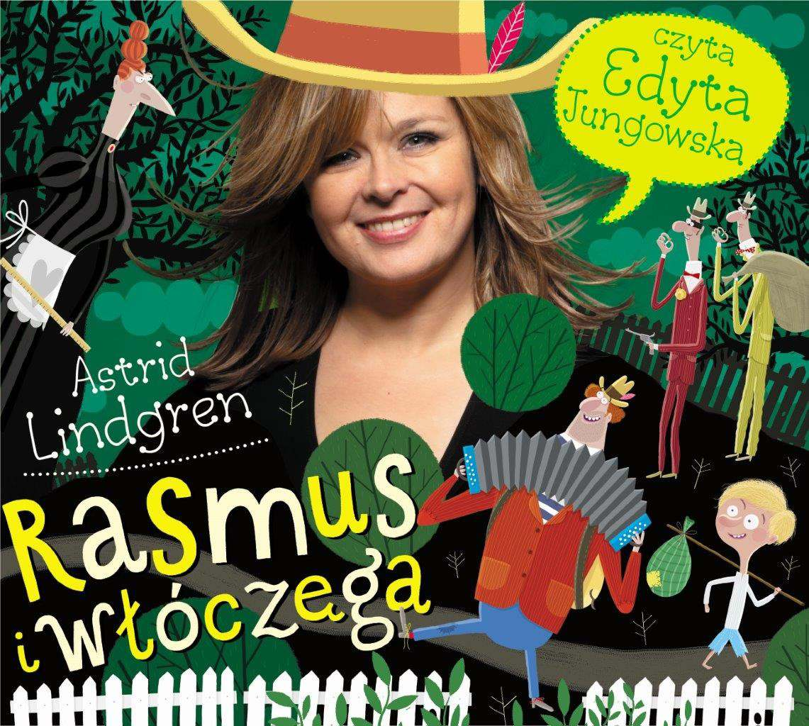 Rasmus i włóczęga - Audiobook (Książka audio MP3) do pobrania w całości w archiwum ZIP