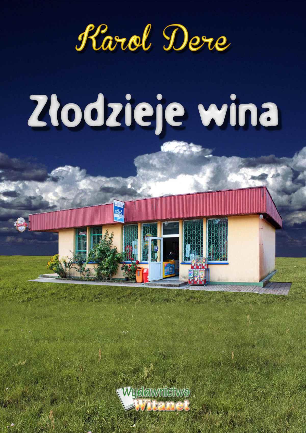 Złodzieje wina - Ebook (Książka EPUB) do pobrania w formacie EPUB