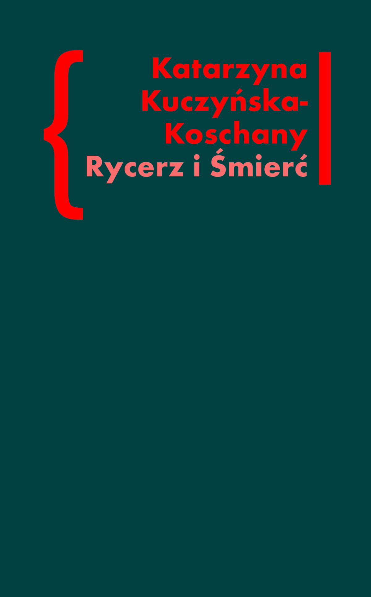 """Rycerz i Śmierć. O """"Elegiach duinejskich"""" Rainera Marii Rilkego - Ebook (Książka EPUB) do pobrania w formacie EPUB"""