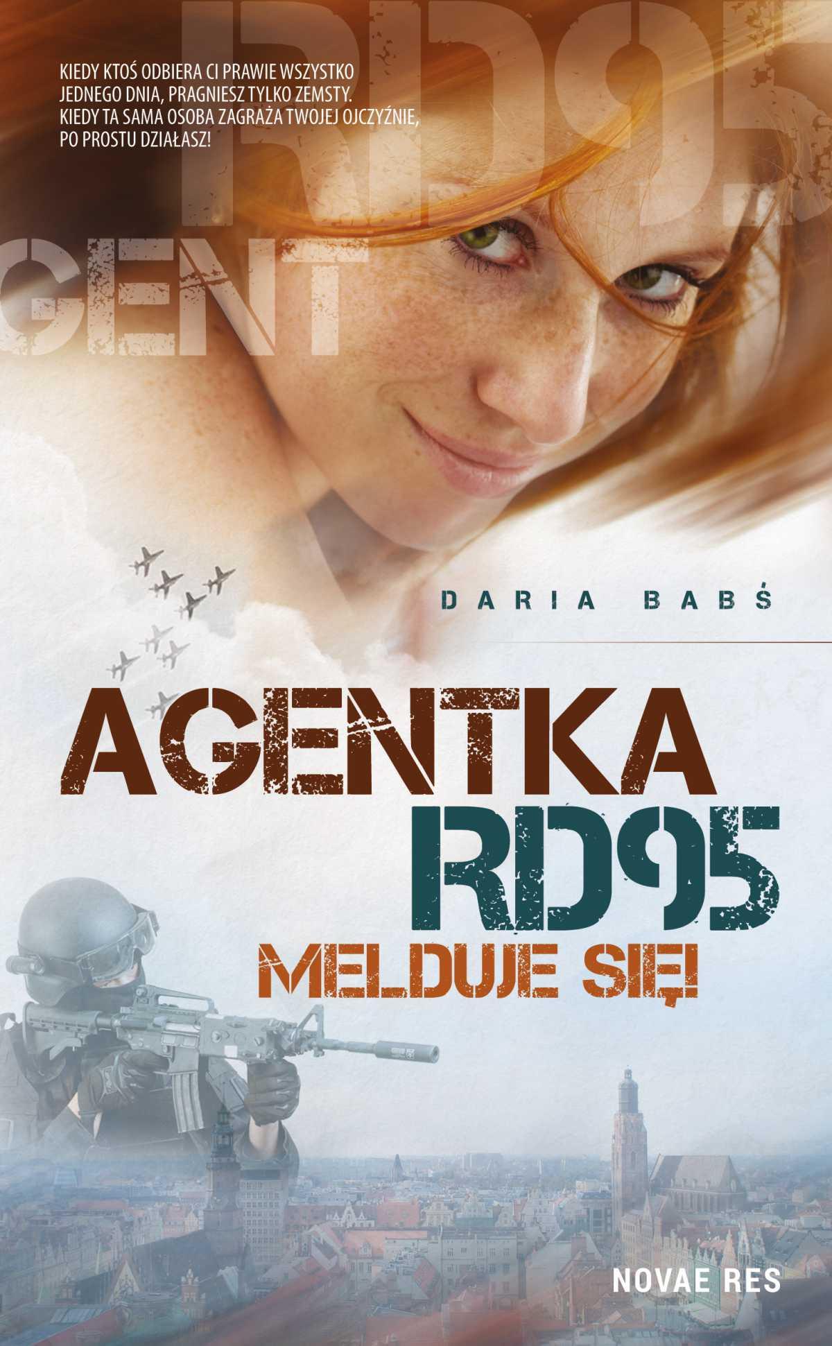 Agentka RD95 melduje się! - Ebook (Książka EPUB) do pobrania w formacie EPUB