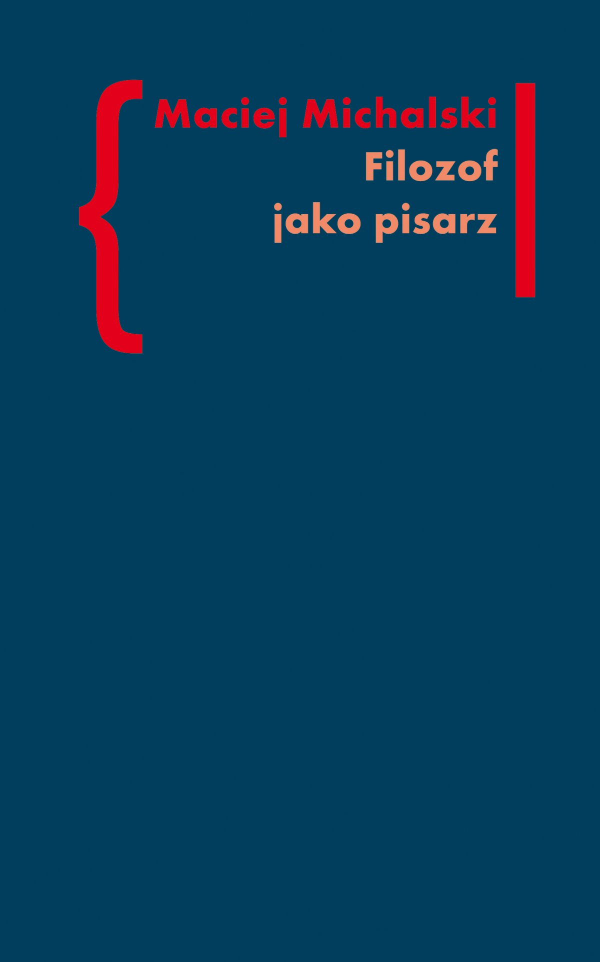 Filozof jako pisarz. Kołakowski - Skarga - Tischner - Ebook (Książka na Kindle) do pobrania w formacie MOBI