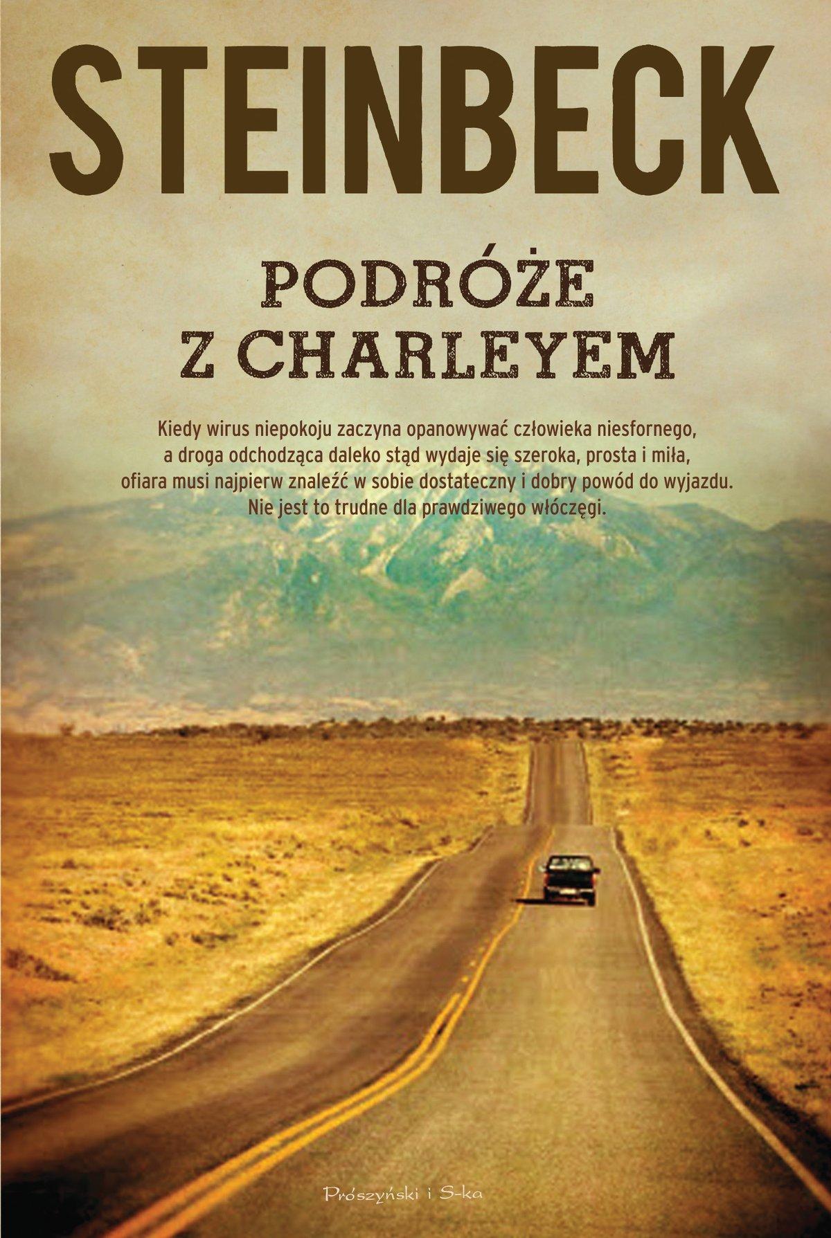 Podróże z Charleyem - Ebook (Książka na Kindle) do pobrania w formacie MOBI