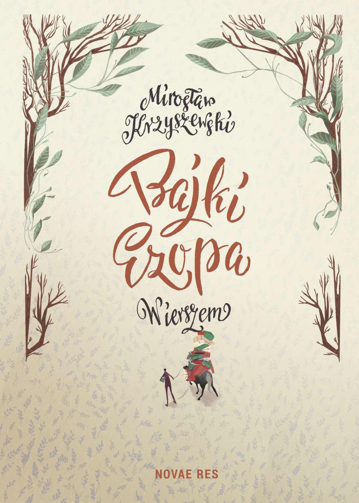 Bajki Ezopa wierszem - Ebook (Książka na Kindle) do pobrania w formacie MOBI