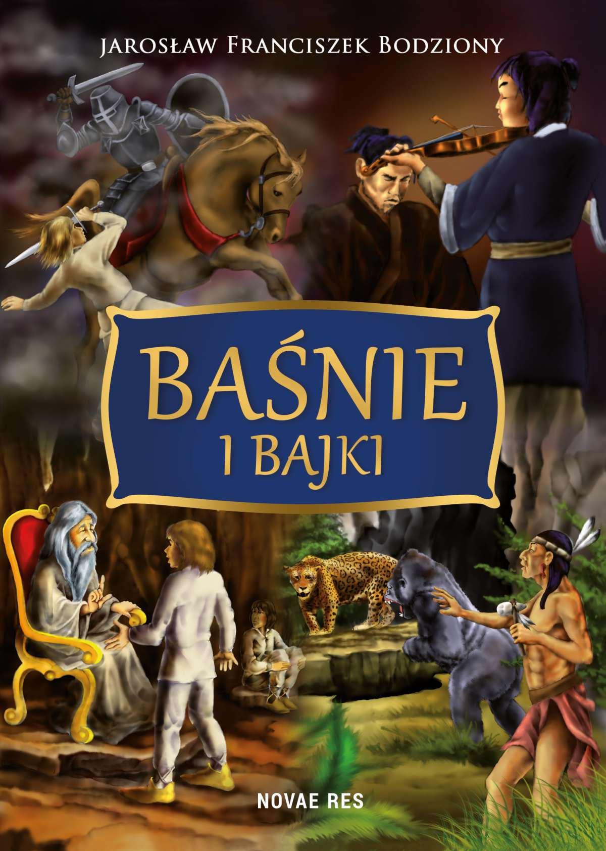 Baśnie i bajki - Ebook (Książka na Kindle) do pobrania w formacie MOBI