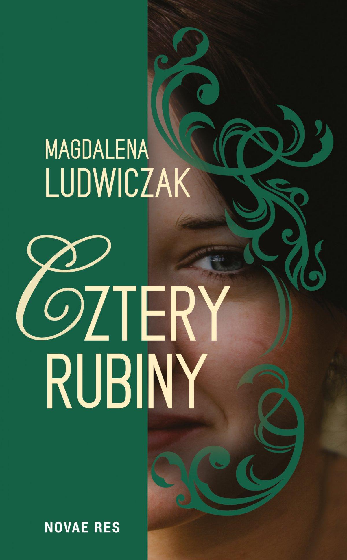 Cztery rubiny - Ebook (Książka EPUB) do pobrania w formacie EPUB