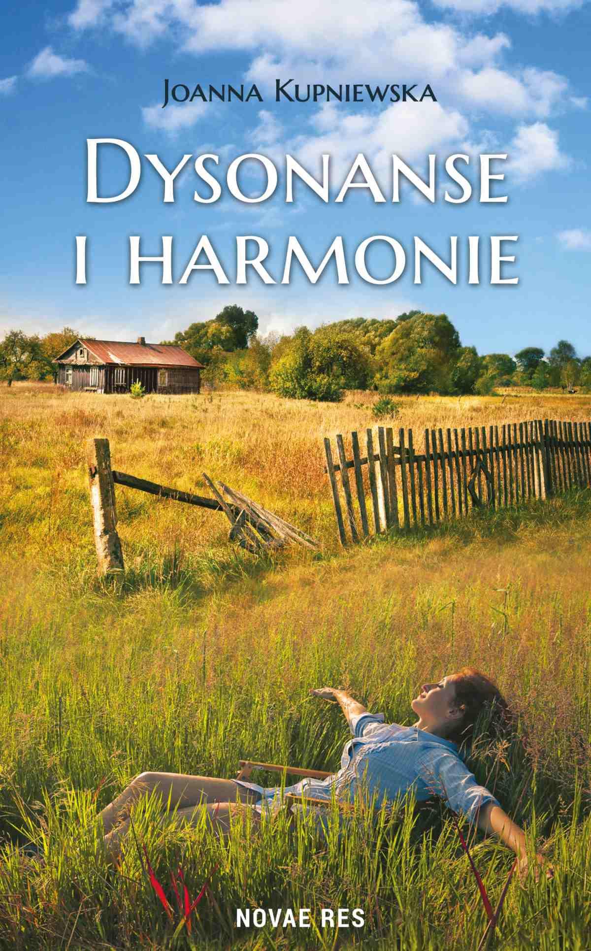 Dysonanse i harmonie - Ebook (Książka EPUB) do pobrania w formacie EPUB