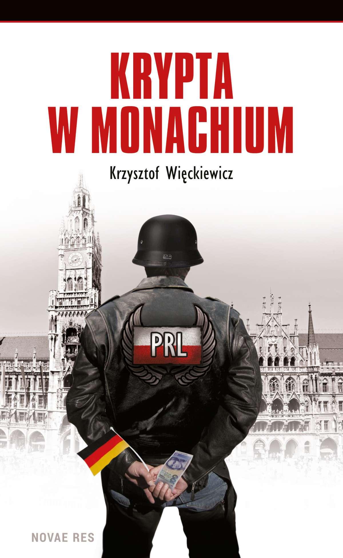 Krypta w Monachium - Ebook (Książka EPUB) do pobrania w formacie EPUB