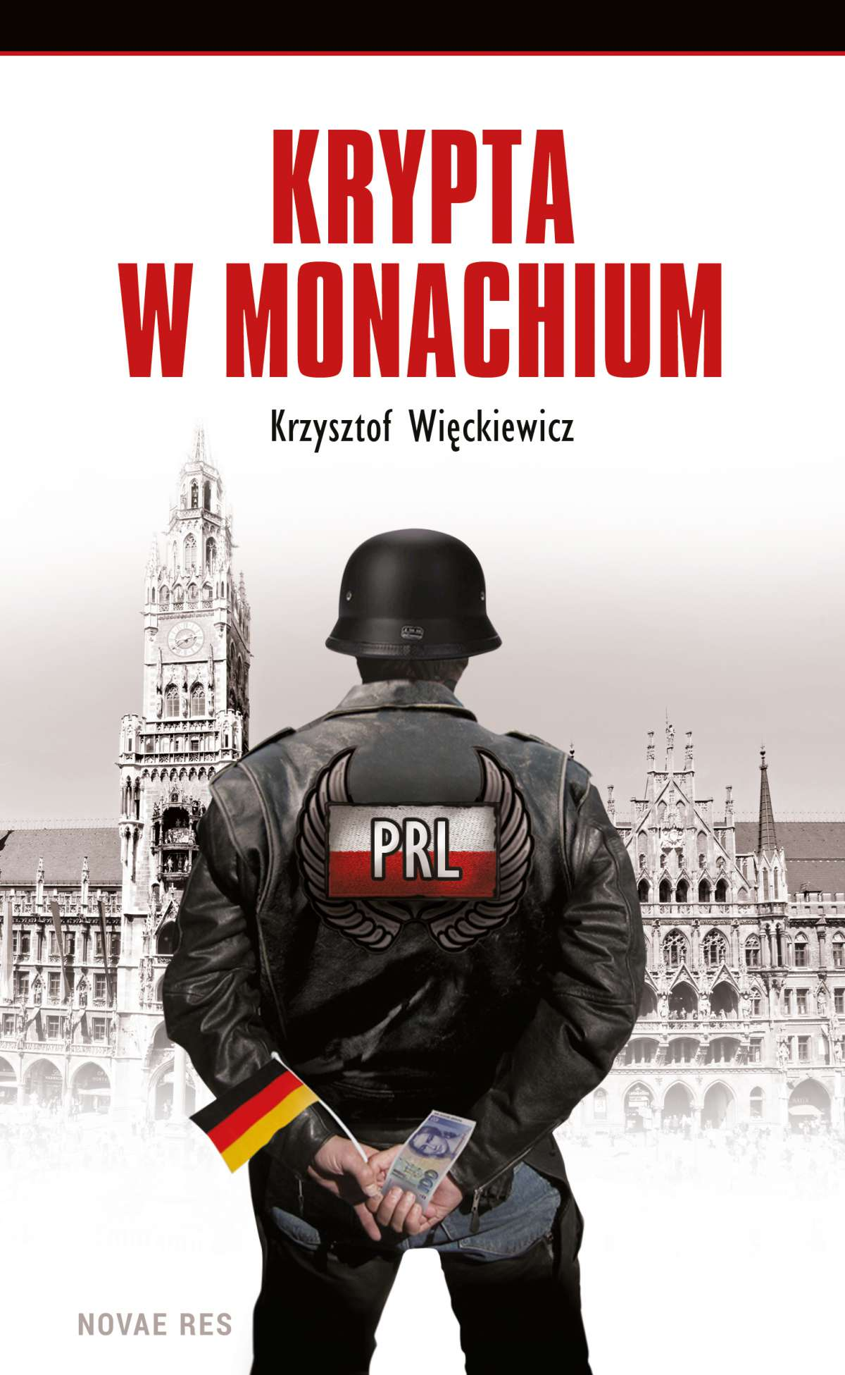 Krypta w Monachium - Ebook (Książka na Kindle) do pobrania w formacie MOBI