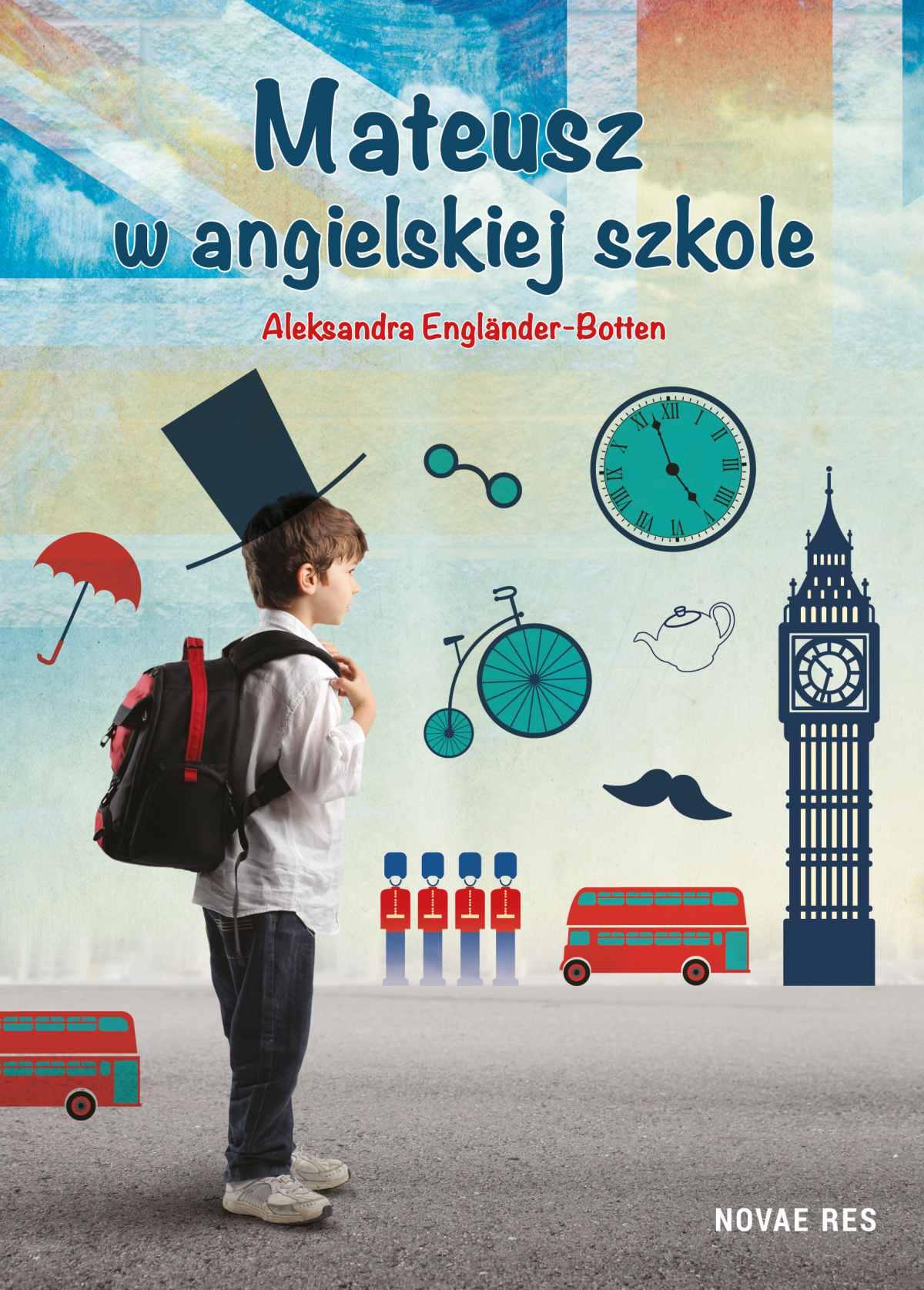 Mateusz w angielskiej szkole - Ebook (Książka na Kindle) do pobrania w formacie MOBI