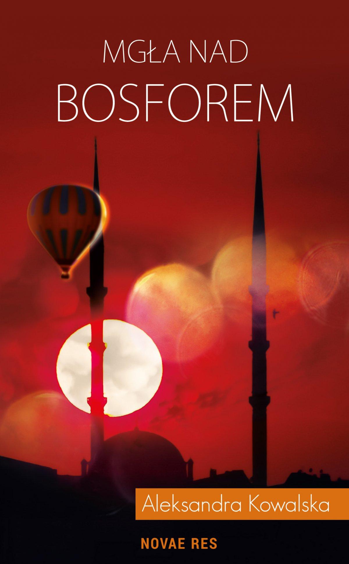 Mgła nad Bosforem - Ebook (Książka EPUB) do pobrania w formacie EPUB