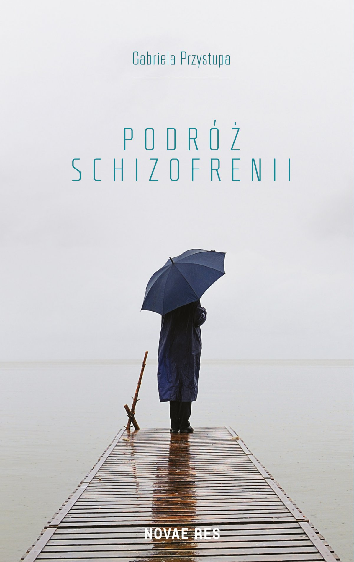 Podróż schizofrenii - Ebook (Książka na Kindle) do pobrania w formacie MOBI