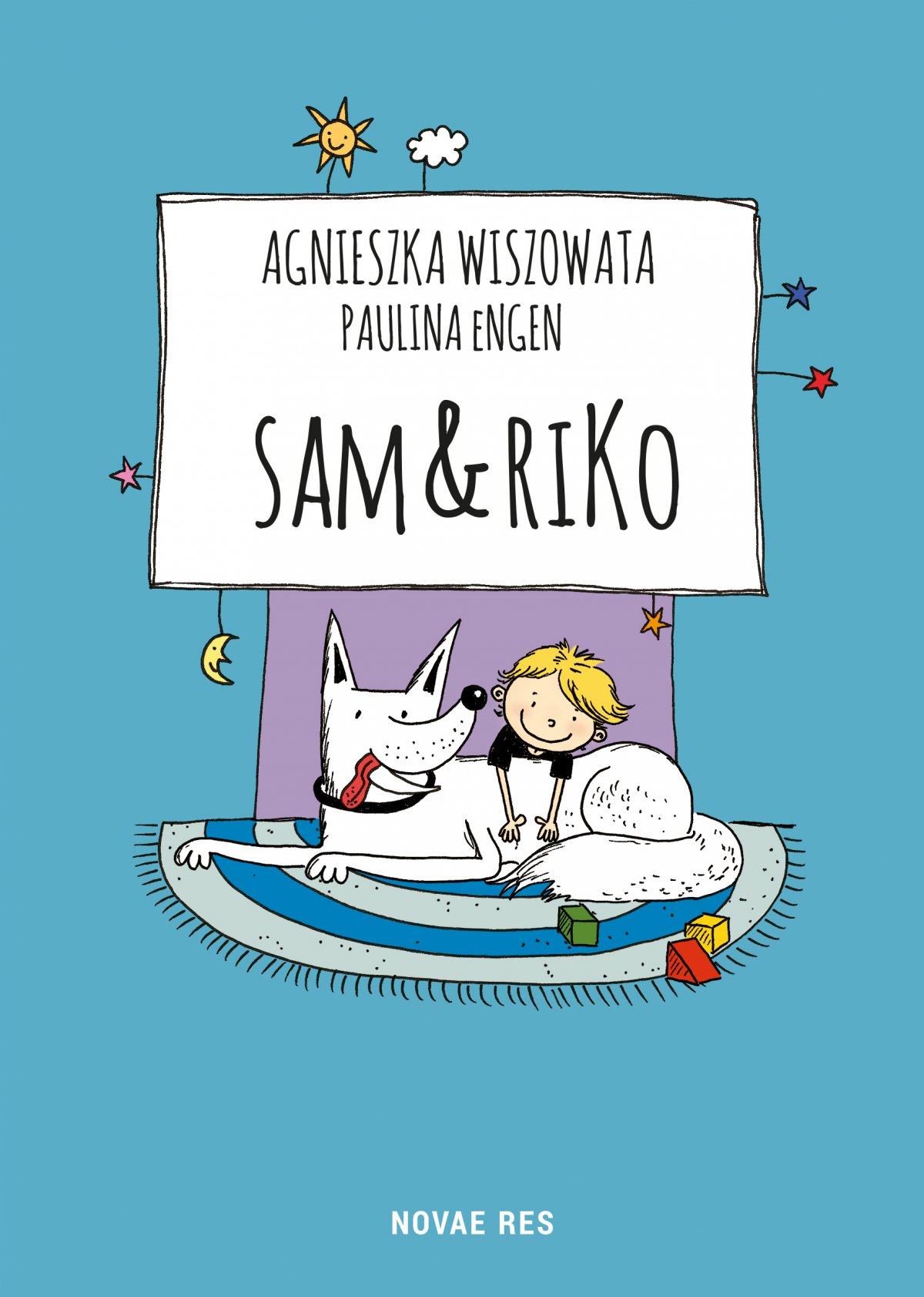 Sam & Riko - Ebook (Książka na Kindle) do pobrania w formacie MOBI