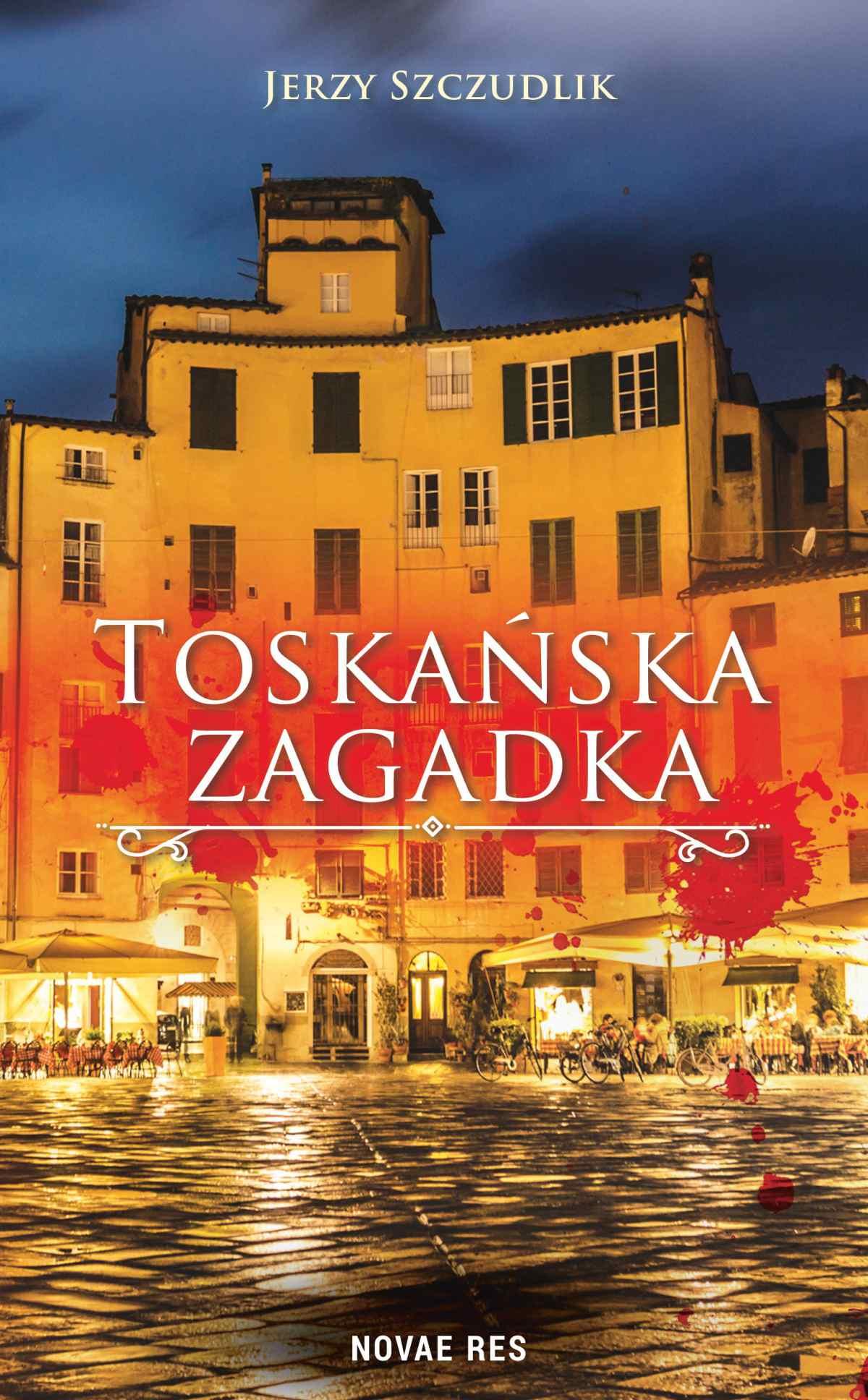 Toskańska zagadka - Ebook (Książka EPUB) do pobrania w formacie EPUB