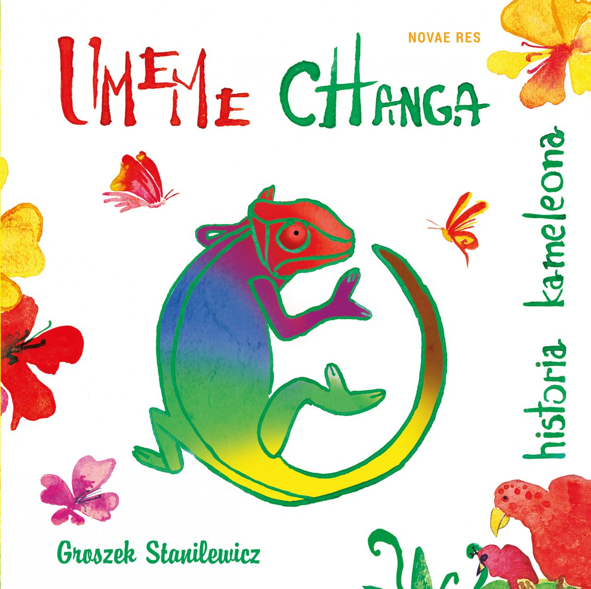 Umeme Changa. Historia kameleona - Ebook (Książka EPUB) do pobrania w formacie EPUB