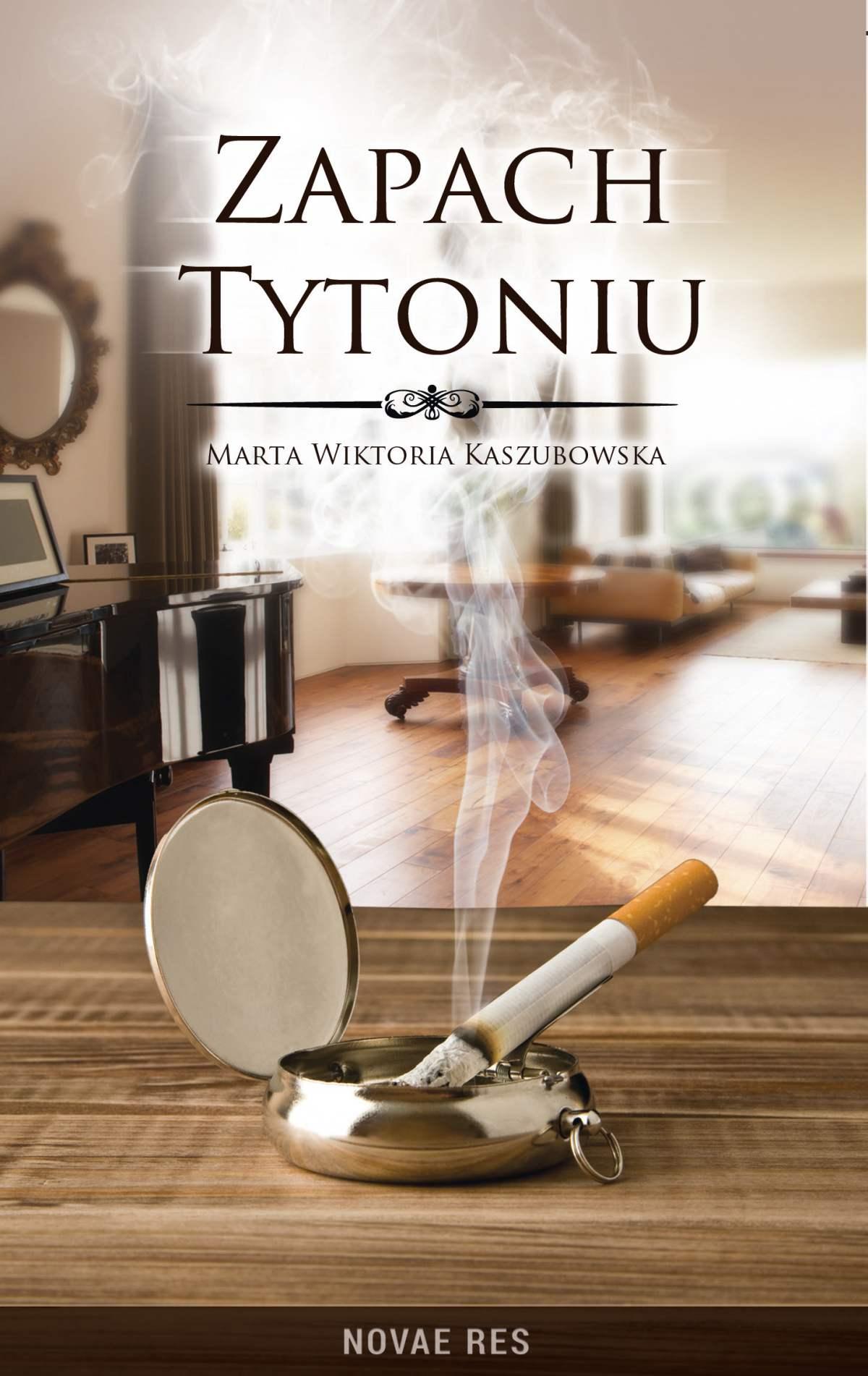 Zapach tytoniu - Ebook (Książka EPUB) do pobrania w formacie EPUB