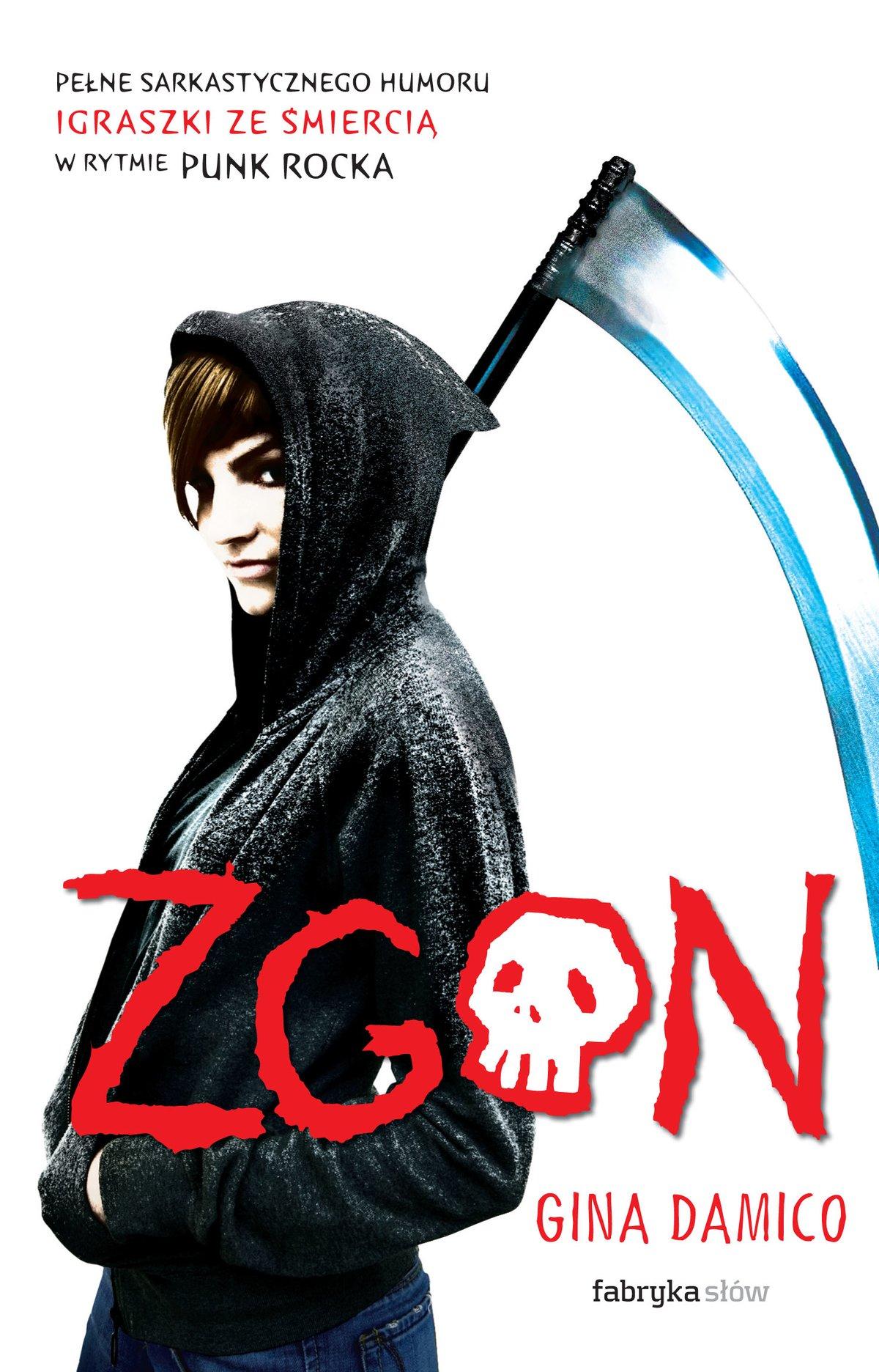 Zgon - Ebook (Książka EPUB) do pobrania w formacie EPUB