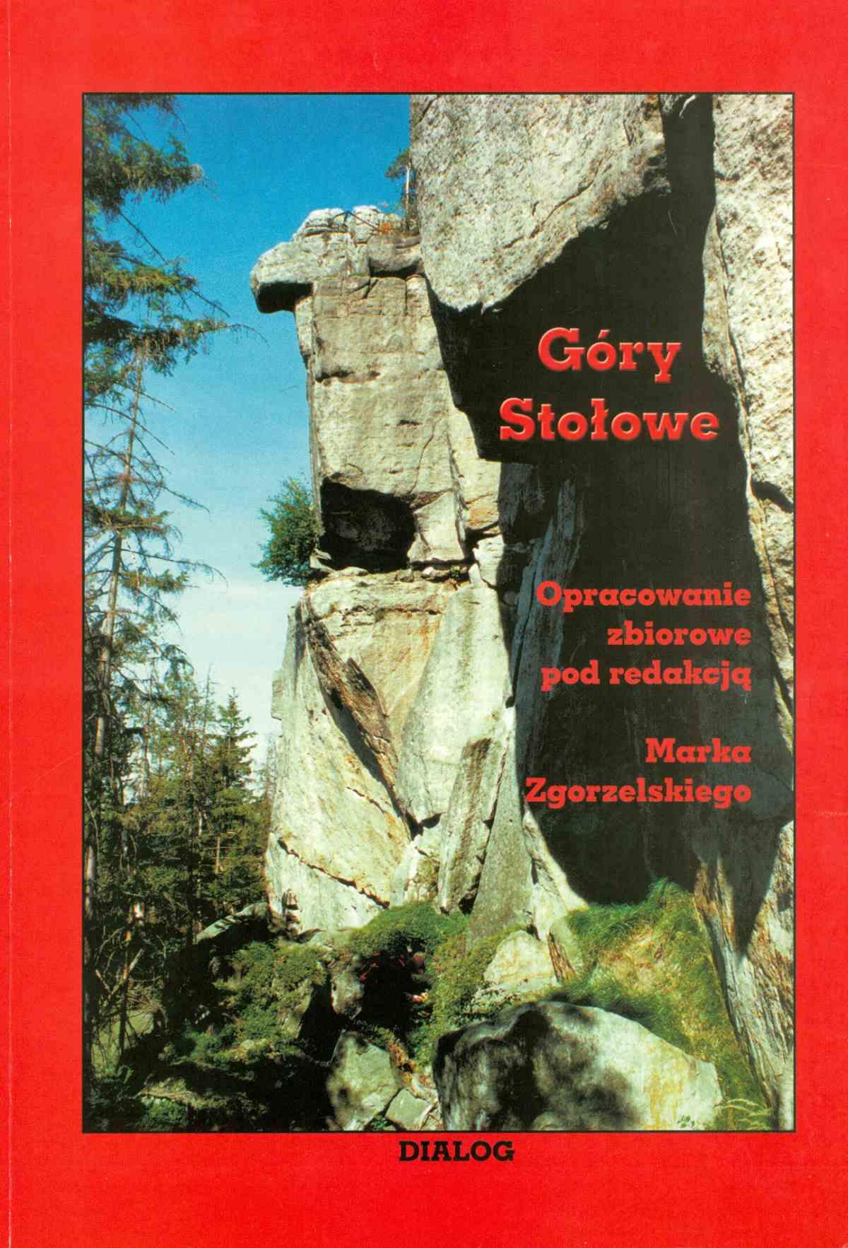Góry Stołowe - Ebook (Książka na Kindle) do pobrania w formacie MOBI