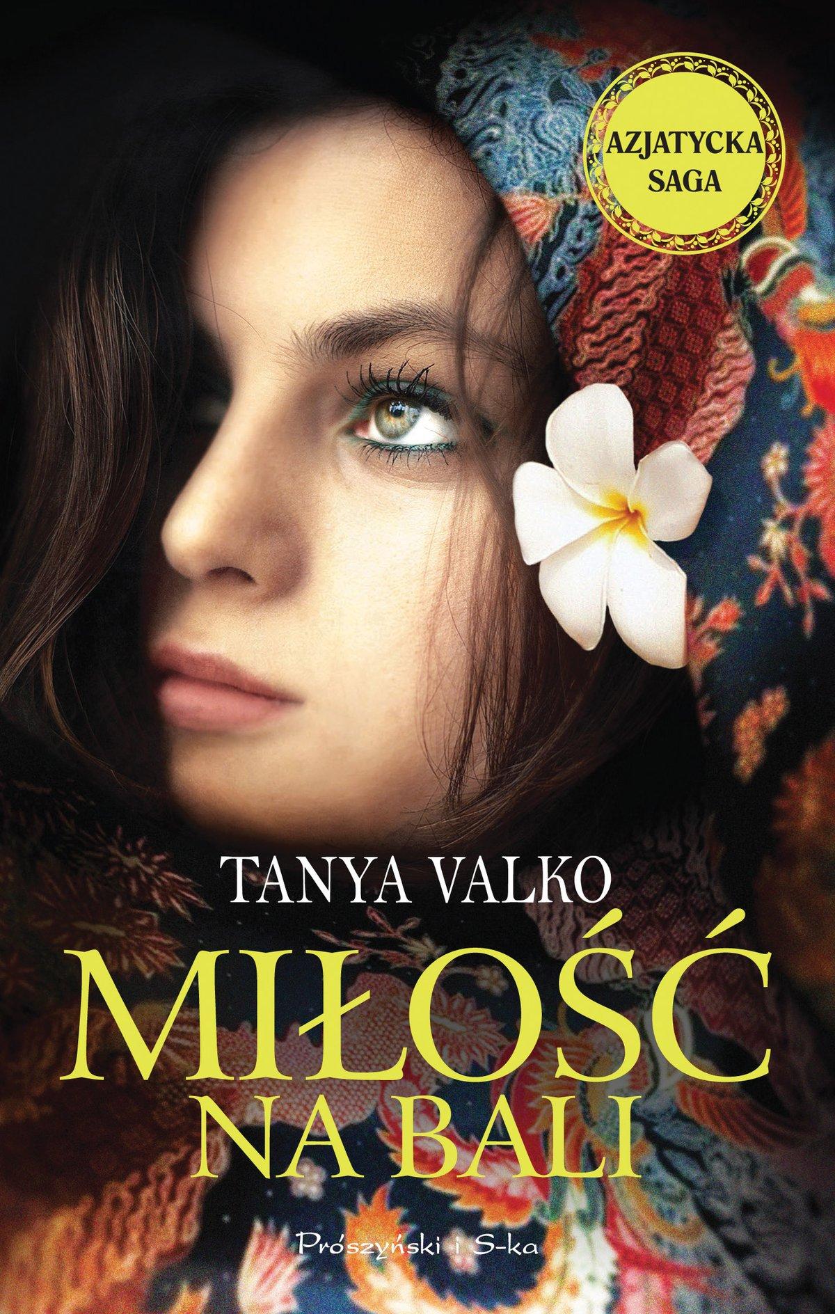 Miłość na Bali - Ebook (Książka na Kindle) do pobrania w formacie MOBI