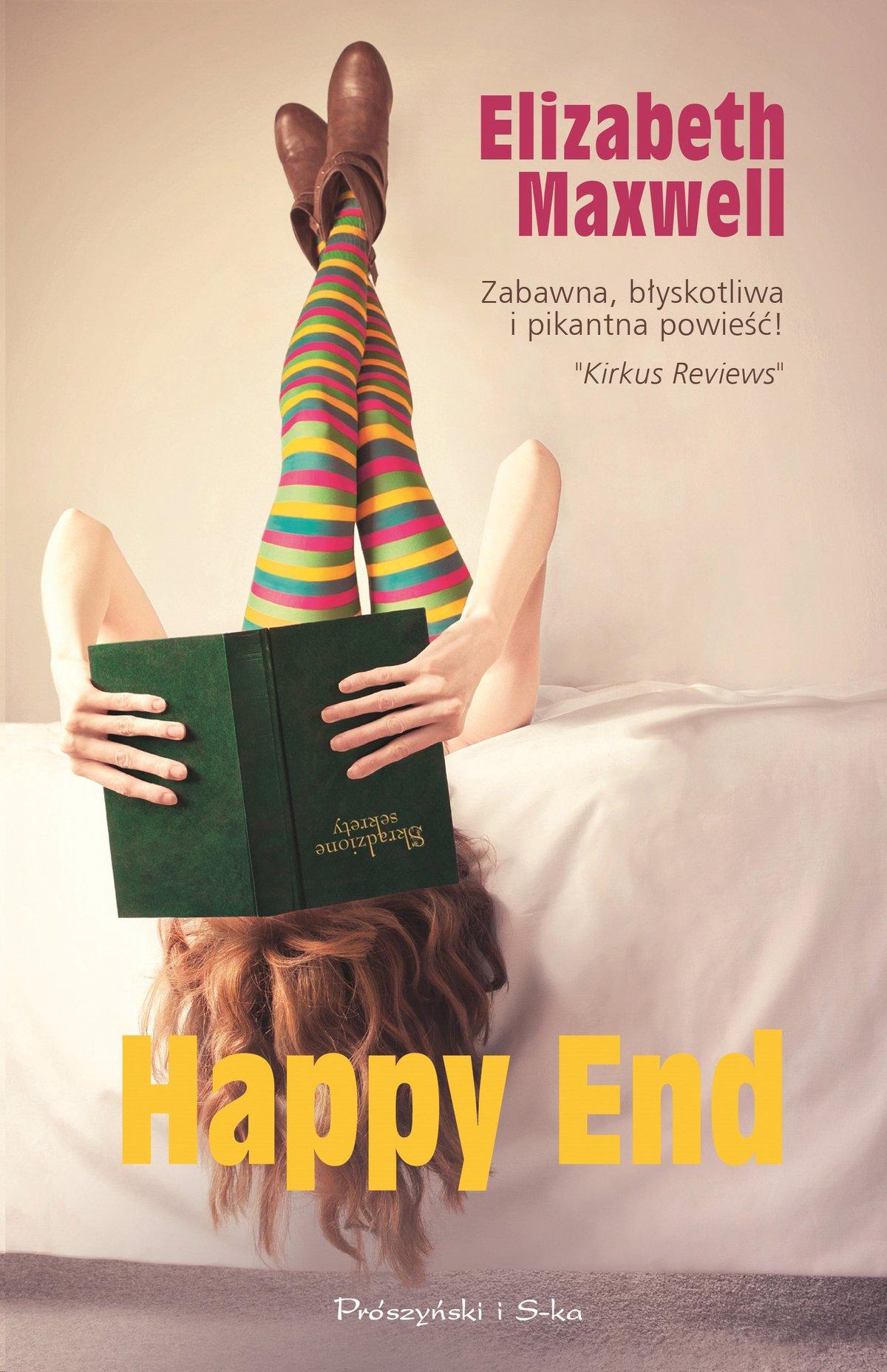 Happy End - Ebook (Książka na Kindle) do pobrania w formacie MOBI