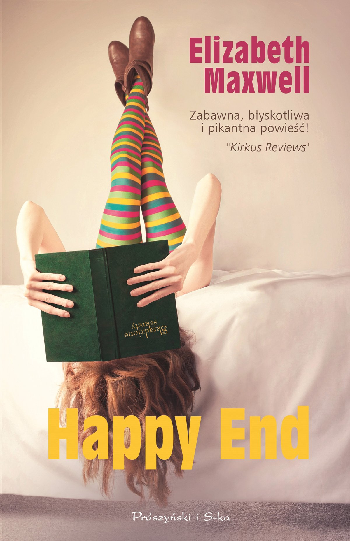 Happy End - Ebook (Książka EPUB) do pobrania w formacie EPUB