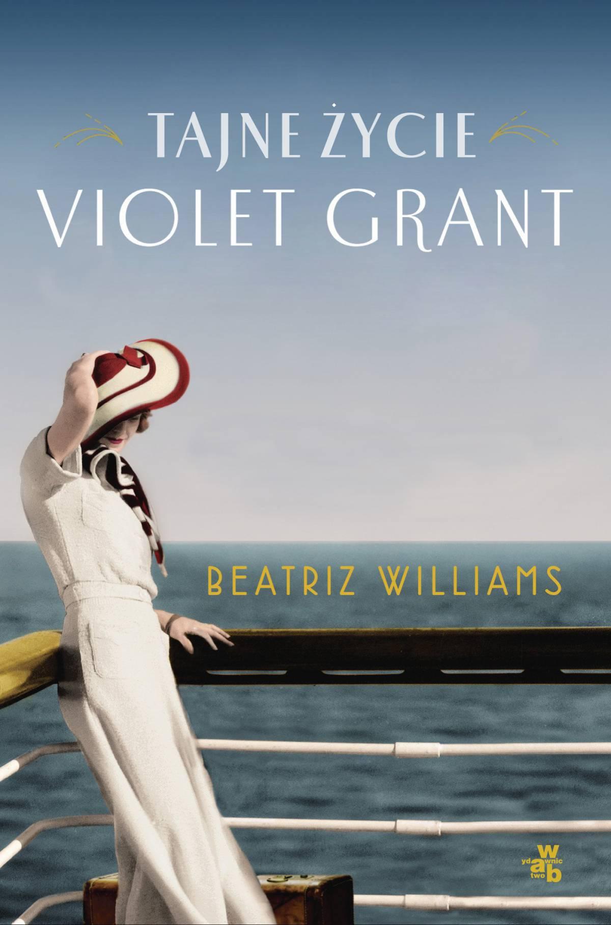 Tajne życie Violet Grant - Ebook (Książka na Kindle) do pobrania w formacie MOBI