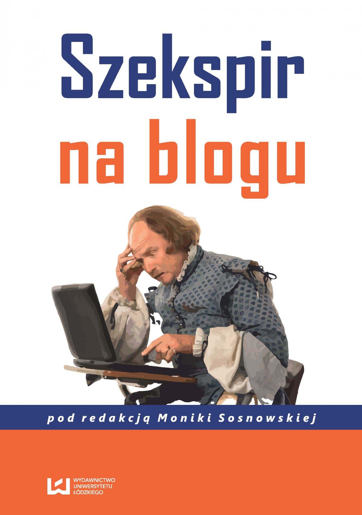 Szekspir na blogu - Ebook (Książka EPUB) do pobrania w formacie EPUB