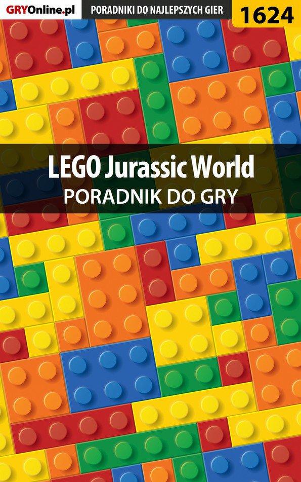 LEGO Jurassic World - poradnik gry - Ebook (Książka EPUB) do pobrania w formacie EPUB