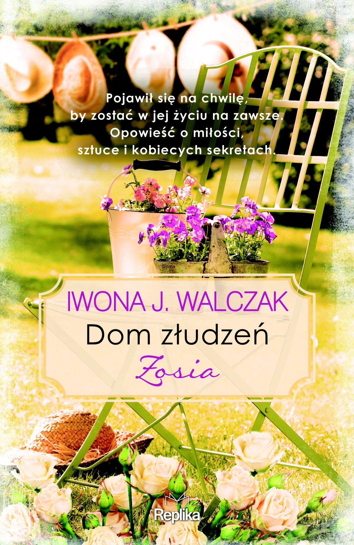 Dom złudzeń. Zosia - Ebook (Książka na Kindle) do pobrania w formacie MOBI