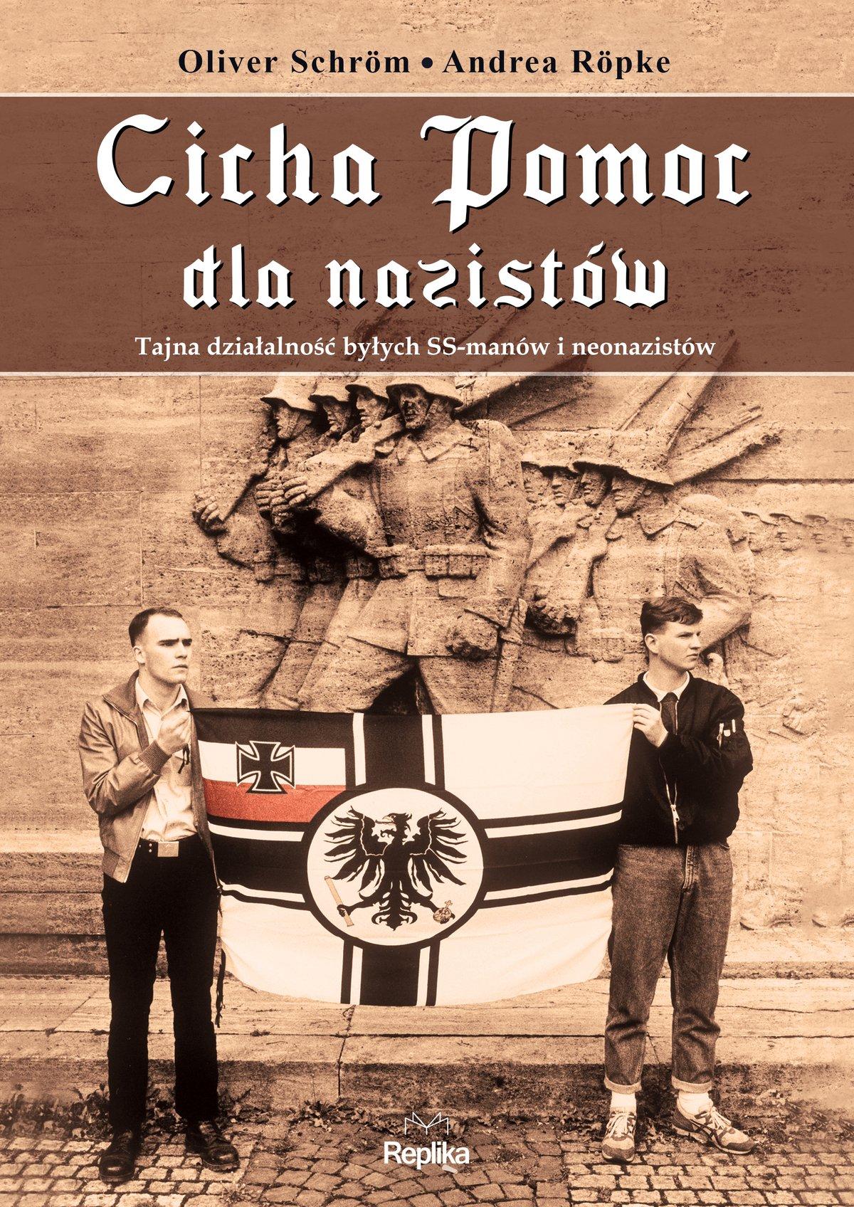Cicha Pomoc dla nazistów - Ebook (Książka EPUB) do pobrania w formacie EPUB