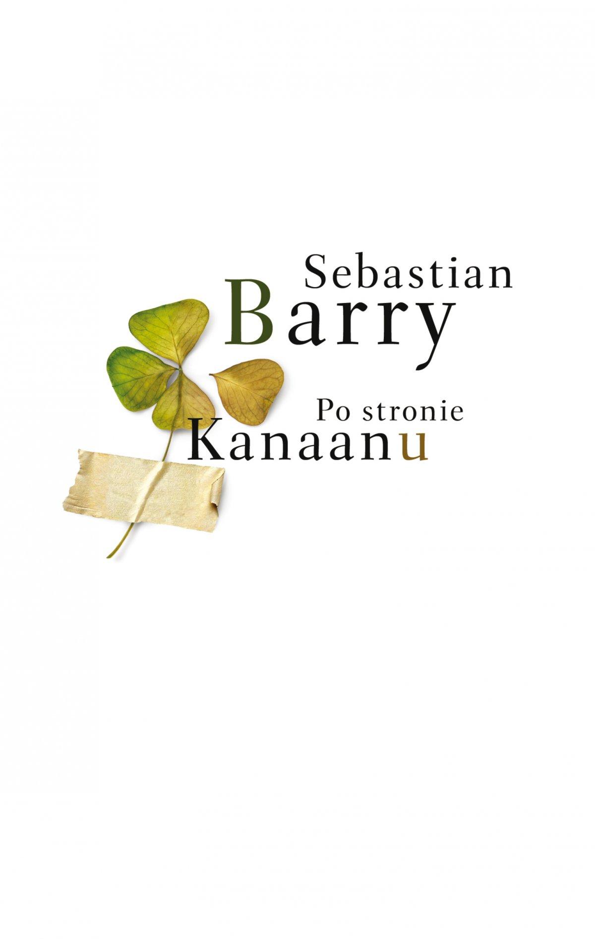 Po stronie Kanaanu - Ebook (Książka EPUB) do pobrania w formacie EPUB